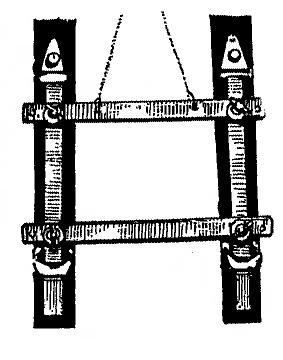 Грузовая рамка в сборе