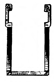 Рамка-удлинитель в сборе